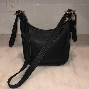 Vintage Coach Janice Legacy Crossbody Bag